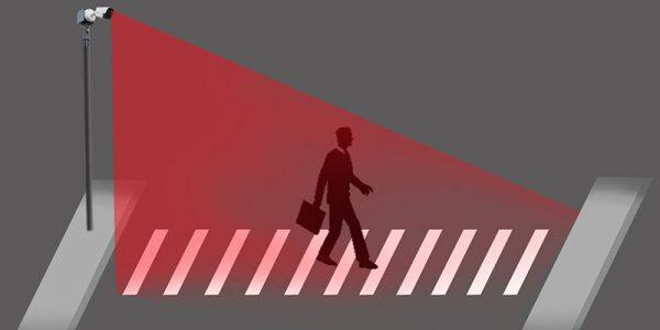 13.ELLUMIN Newly Developed Intelligent Pedestrian System Camera-New