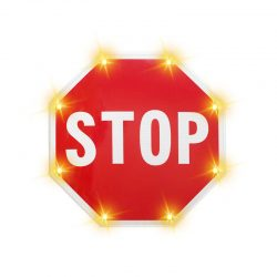 Solution-stop sign new