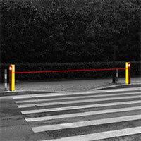 rrfb crosswalk rrfb system rectangular flashing beacon
